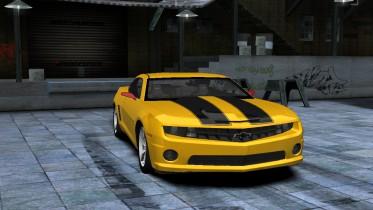 2010 Chevrolet Camaro SS Transformers Edition