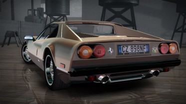Ferrari 308 GTS Quattrovalvole 1975