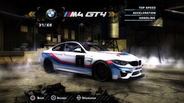 BMW M4 GT4 2018 (Added Car)