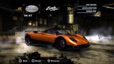 Pagani Zonda Cinque 2009 (Added Car, Update)