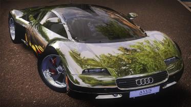 Audi Avus Quattro Concept 1991 (Road Version)