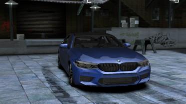 2018 BMW M5 [F90]