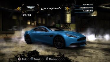 Aston Martin AM 310 Vanquish 2013 (Added Car)
