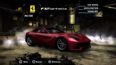 Ferrari F12berlinetta 2013 (Added Car)