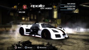 Gumpert Apollo Enraged (Added Car, Update)
