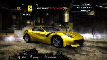 Ferrari F12tdf 2016 (Added Car)