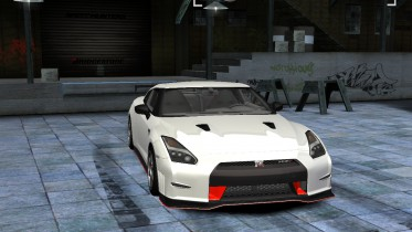2015 Nissan GT-R Nismo R35 N Attack Package