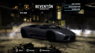 Lamborghini Reventon Roadster 2010 (Added Car)