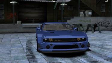 2012 Dodge Challenger SRT8 Circuit Spec
