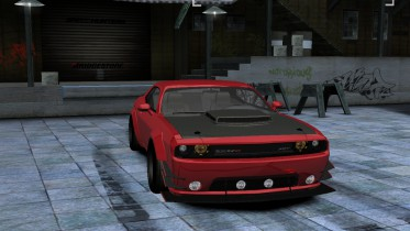 2012 Dodge Challenger SRT-8 392 Perf Spec