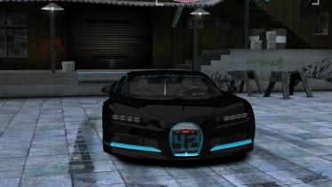 2016 Bugatti Chiron 42 Seconds Special Edition