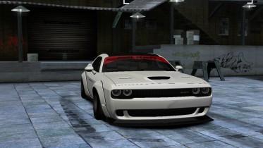 2015 Dodge Challenger SRT Hellcat LibertyWalk