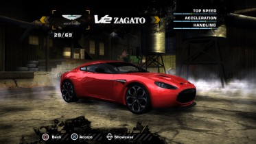 Aston Martin V12 Zagato 2012 (Added Car)