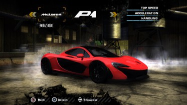 McLaren P1 2014 (Added Car)