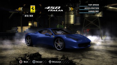 Ferrari 458 Italia 2010 (Added Car)