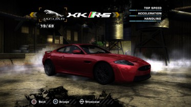 Jaguar XKR-S 2012 (Added Car)