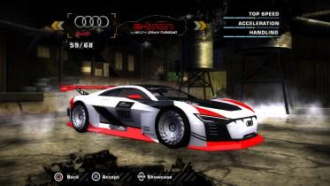 Audi E-Tron Vision Gran Turismo (Added Car)