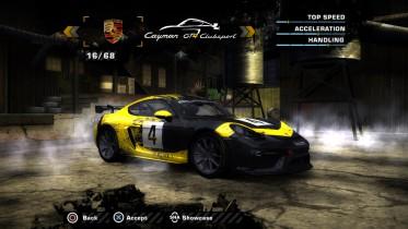 Porsche 718 Cayman GT4 Clubsport 2019 (Added Car)