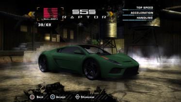 Saleen S5S Raptor 2010 (Added Car)