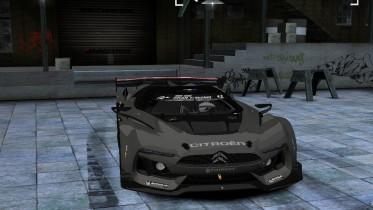 2010 Gran Turismo By Citroen Race Car