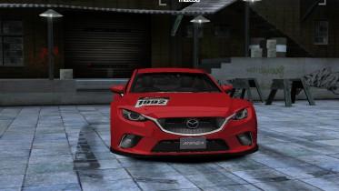 2016 Mazda Atenza Gr.3 Road Car