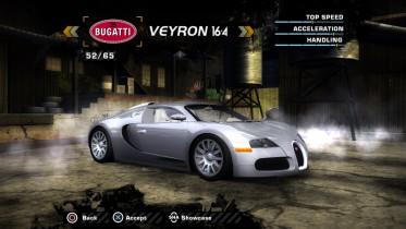 Bugatti Veyron 16.4 2005 (Added Car)
