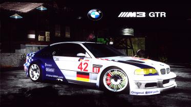 BMW M3 GTR E46 ALMS (Germany)