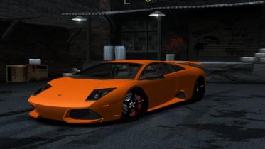 Roman's Lamborghini Murcielago Lp640-4