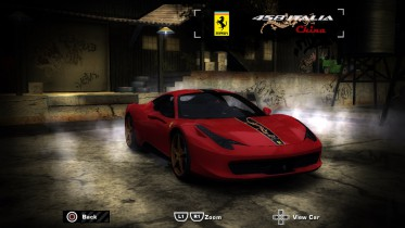 Ferrari Addon Car Pack coming soon..