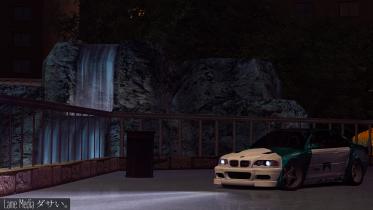 BMW M3 GTR E46 (Strassen)