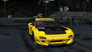 2002 Mazda RX-7 Spirit R Type A Touring Car