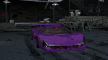1989 Lamborghini Countach Khyzyl Saleem Edition