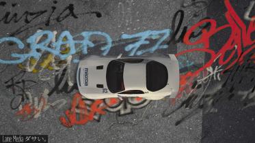 Mazda RX7 RZ (Rocket Bunny)