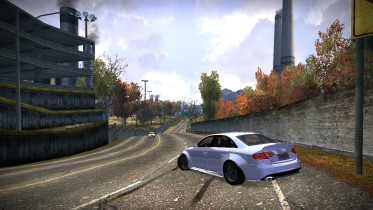 Audi S4 Liberty Walk