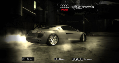 Audi Le-Mans 5.2 quattro