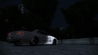 Nissan Skyline BNR34 GT-R (2)
