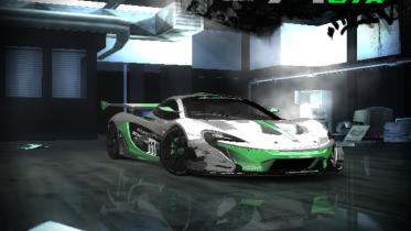 McLaren P1 GTR NFSAddons Edition