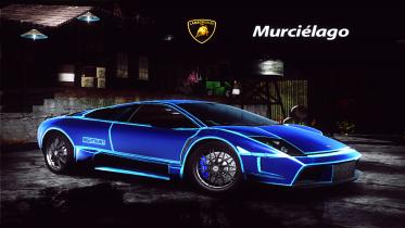 Lamborghini Murcielago (NightHunt)
