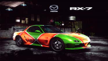 Mazda RX7 (Spesific Rotor4)