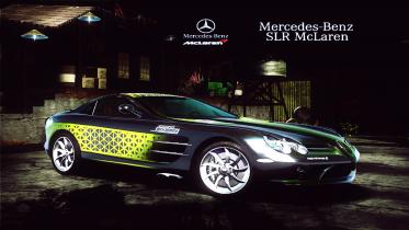 Mercedes-Benz SLR McLaren (NFS Edition)