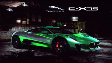Jaguar C-X75 (ProvingGrounds)