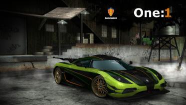 Koenigsegg 2014 One:1