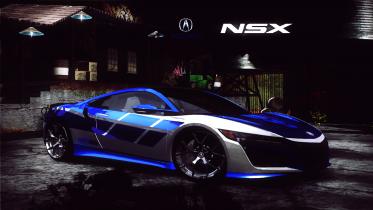 Acura NSX (Devil's Run)