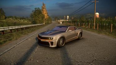 Chevrolet Chevy Camaro ZL1 - Strider
