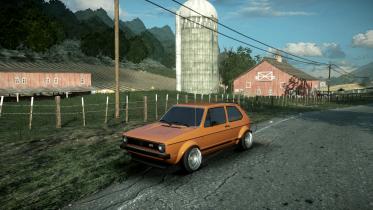 Volkswagen Golf GTI - NFS ED