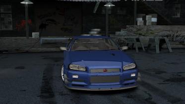 2000 Nissan MINE'S Skyline GT-R R34 V-Spec N1