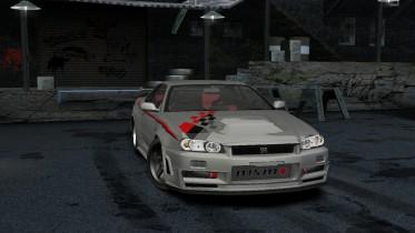 2001 Nissan Nismo Skyline GT-R R34 R-Tune R1