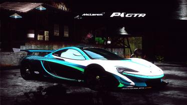 McLaren P1 GTR (BREAKOUT)