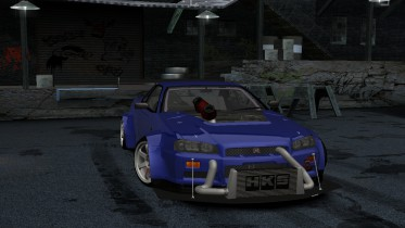 2000 Nissan Skyline GT-R R34 V-Spec Ultimate
