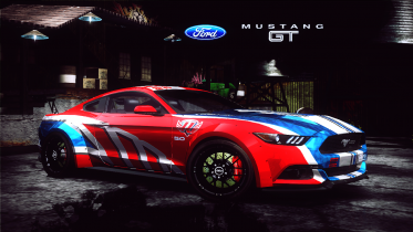 Ford Mustang GT 5.0 (Renegade)
